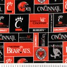 Cincinnati Bear Cats Allover 72x60