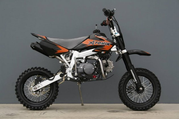 125 bse rs pitbike