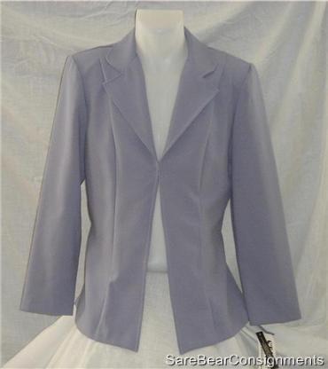 NWT Star CCC Lavender Jacket / Blazer Large 12 14