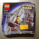 LEGO STAR WARS 7203 JEDI DEFENSE I MISB SEALED!!