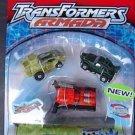 Transformers armada minicon adventure team mosc New