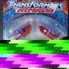 Transformers armada minicon red sea team mosc New