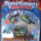 Transformers armada minicon road wrecker team mosc New