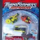 Transformers armada minicon destruction team mosc New