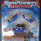 Transformers armada minicon blue sea team mosc New