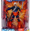 DC UNIVERSE CLASSICS UNMASKED DEATHSTROKE VARIANT MOC