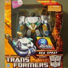 TRANSFORMERS HFTD Voyager class SEASPRAY MIB
