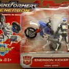 transformers energon Kicker and high wire moc