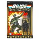 G.I.JOE 25TH 3.75 INCH HALL OF HEROES snake eyes