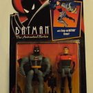 Bruce Wayne Figure '94 Batman Animated Series MOC btas