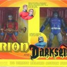 DC DIRECT Universe orion darkseid kirby moc