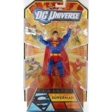 DC UNIVERSE CLASSICS classic all star Superman MOC