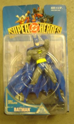 DC Superheroes Batman figure MOSC rare