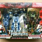 TransFormers Movie whirl Vs BLUDGEON action figure misb