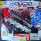 Transformers Cybertron defense red alert redalert MIB