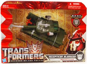 TransFormers Movie NEST BLUDGEON action figure misb