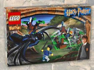 LEGO Harry Potter 4727 Aragog in the Dark Forest NIB