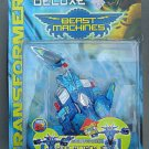 transformers beast machines sonic attack jet moc rare