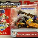 transformers energon roadblock moc