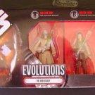 STAR WARS LEGACY EVOLUTIONS: Jedi legacy