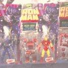 iron man space stealth hologram armor moc 2 figures