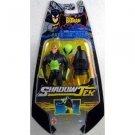 firefly BATMAN SHADOW TEK ON CARD JLA RARE