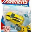 transformers animated Bumblebee mib rare