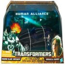 Transformers Human Alliance shadow blade sideswipe mikeala megan fox misb