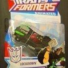 transformers animated lockdown mib rare