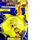 Transformers Machine Wars hubcap 1996 Kenner MIB