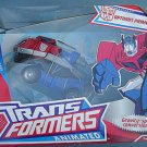 transformers animated optimus prime voyager mib rare