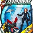 Avengers Movie #14 Black Widow Scarlett Johansson Marvel Universe Action Figure
