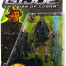 GI Joe Rise of Cobra ROC MOC JUNGLE ASSAULT RIPCORDr