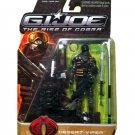 GI Joe Rise of Cobra ROC MOC DESERT VIPER Troop Builder