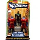 DC Superhero JLA JLU Justice Lords Superman Hawkgirl Batman