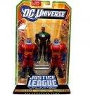DC Superhero JLA JLU MANHUNTER ROBOTS GREEN LANTERN John Stewart Justice League