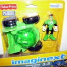 GREEN LANTERN W/ROVER Fisher Price Imaginext DC Super Friends