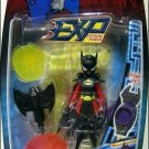 blaster batgirl  BATMAN SHADOW TEK ON CARD JLA RARE