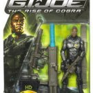 G.I.JOE THE RISE OF COBRA HASBRO 2008 courtney cover girl kreiger moc