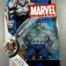 "Marvel Universe 3 3/4"" Series 2 Action Figure Grey Hulk moc"