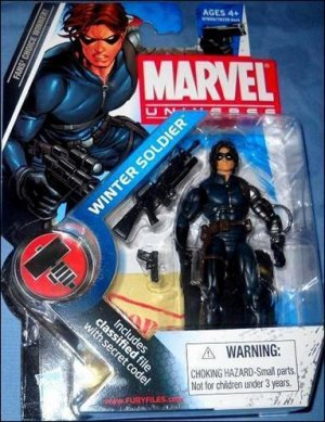 Marvel Universe Series 2 AIM Soldier 016 MOMC VHTF In Hand