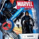 Marvel Universe Series 2 WINTER SOLDIER 022 Long Hair VARIANT MOMC In Hand