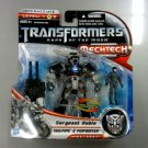Sergeant Noble Tailpipe & Pinpointer Transformers Dark of the Moon Mechtech New