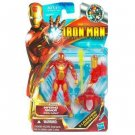 "Marvel Universe 3 3/4"" INFERNO Armor IRON MAN moc"