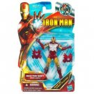"Marvel Universe 3 3/4"" REACTOR SHIFT  IRON MAN moc"