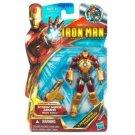"Marvel Universe 3 3/4"" STORM SURGE Armor IRON MAN moc"
