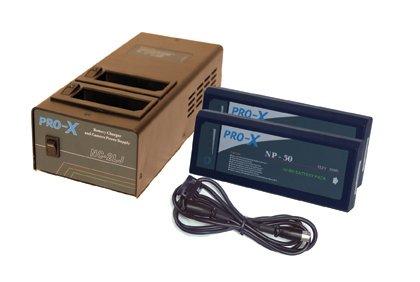 Switronix SX-NP1 - 1 NC-2LJ NP Charger, 2 NP-50 NiMH batteries