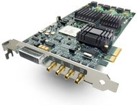 AJA XENA 2K - Dual-Link HD / HD / SD 10-bit Capture and Output PCI Card PCI-X 133