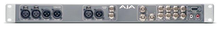 AJA KL-Box-LH - Optional 1RU External Breakout Box for XENA LH, XENA LHe, and XENA LSe