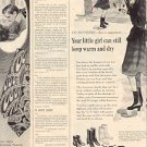 1944 GAYTEES UNITED STATES RUBBER COMPANY  BOOTS MAGAZINE AD  (67)